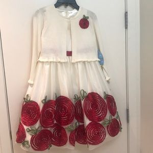 American Princess holiday dress